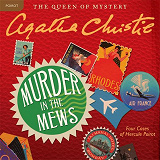 Cover for Murder in the Mews