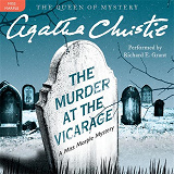 Cover for The Murder at the Vicarage