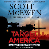 Cover for Target America
