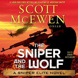 Cover for The Sniper and the Wolf