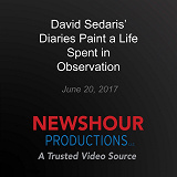Cover for David Sedaris' Diaries Paint a Life Spent in Observation