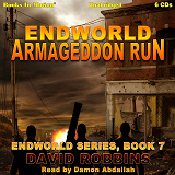Cover for Endworld: Armageddon Run