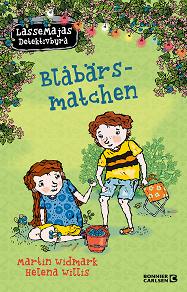Cover for LasseMajas sommarlovsbok: Blåbärsmatchen