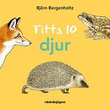 Cover for Titta 10 djur