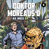 Cover for Doktor Moreaus ö