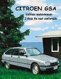 Cover for Citroen GSA: Valitsin mukavimman