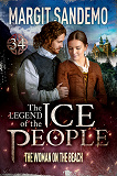 Cover for The Ice People 34 - The Woman on the Beach