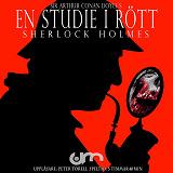 Cover for En studie i rött