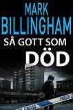 Cover for Så gott som död