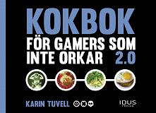 Cover for Kokbok för gamers som inte orkar 2.0