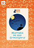 Cover for Midnight at the Graveyard