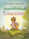 Cover for Vihreäsilmäinen lohikäärme