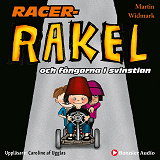 Cover for Racer-Rakel och fångarna i svinstian