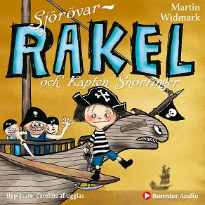 Cover for Sjörövar-Rakel och Kapten Snorfinger