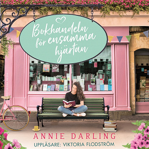 Cover for Bokhandeln för ensamma hjärtan