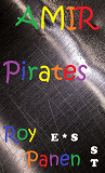 Cover for AMIR Pirates (short text, English / Swedish)
