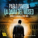 Cover for La dama del museo
