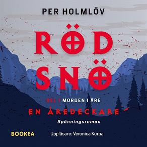 Cover for Röd snö : en Åredeckare
