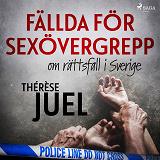 Cover for Fällda för sexövergrepp: om rättsfall i Sverige