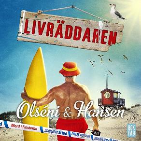 Cover for Livräddaren