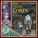 Cover for Den falska rosen