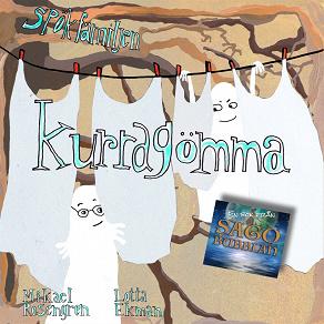 Cover for Spökfamiljen : Kurragömma