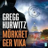 Cover for Mörkret ger vika
