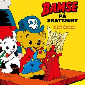 Cover for Bamse på skattjakt