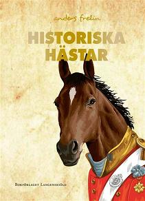 Cover for Historiska hästar
