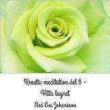 Cover for Kreativ meditation del 6