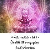 Cover for Kreativ meditation del 7