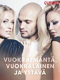 Cover for Vuokraemäntä, vuokralainen ja ystävä