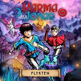 Cover for Karma och Jonar: Flykten