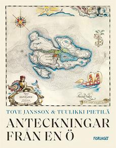 Cover for Anteckningar från en ö