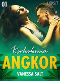 Cover for Angkor 1: Korkokuvia - eroottinen novelli