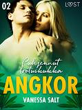 Cover for Angkor 2: Puhjennut lootuskukka - eroottinen novelli