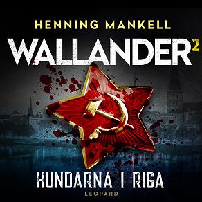 Cover for Hundarna i Riga