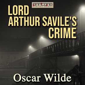 Cover for Lord Arthur Savile's Crime