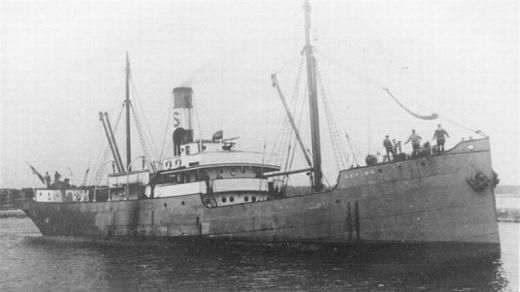 Cover for Livet som sjöman 1890 till 1942. Från skeppsgosse till sjökapten.