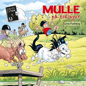 Cover for Mulle på ridläger