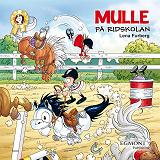 Cover for Mulle på ridskolan