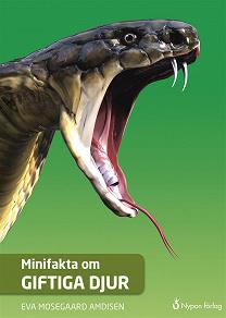 Cover for Minifakta om giftiga djur