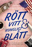 Cover for Rött, vitt och kungligt blått