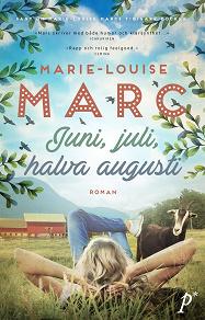 Cover for Juni, juli, halva augusti