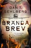 Cover for Brända brev