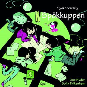 Cover for Syskonen Tilly – Spökkuppen