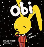 Cover for Obi säger godnatt