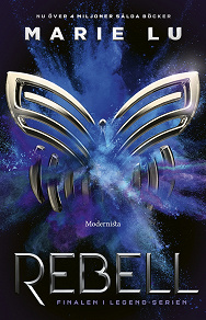 Cover for Rebell