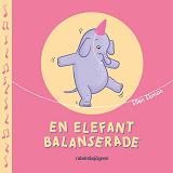 Cover for En elefant balanserade