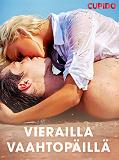 Cover for Vierailla vaahtopäillä